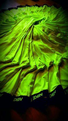 Nike Pro Neon by me :)