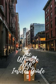 Keen for some real New York insider tips? Here you go - finally out the ultimate Elephant guide to NYC from an almost real New Yorker!