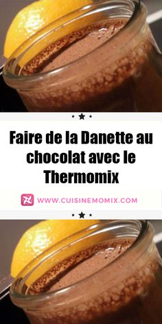 Danette, Thermomix Desserts, Stuffed Whole Chicken, Flan, Healthy Dinner Recipes, Chicken Recipes, Fruit, Cooking, Texture