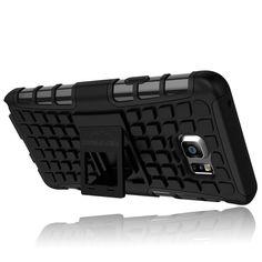 6863e7e82 Samsung Galaxy Note 5 Case with Kickstand Black Galaxy Note 5