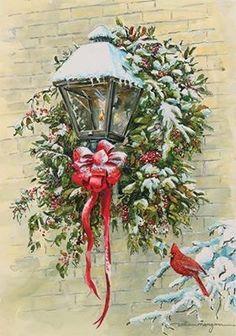 Resultado de imagem para imagenes de navidad vintage