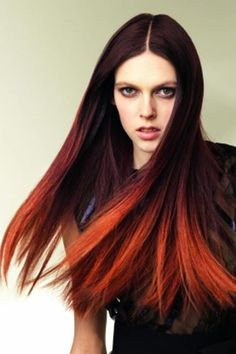 I quite like this combination of colours! #hair #haircolour #hairdye