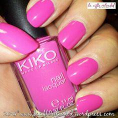 Kiko Nail Lacquer col. 503 Rosa Ginger