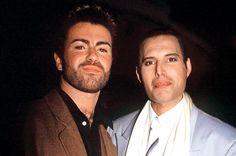 George Michael, Freddie Mercury & Elton John: How They Ruled the '80s British Pop Empire | Billboard