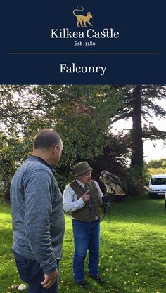 Of the many experiences offered at Kilkea Castle, the majesty of Falcons, Owls and Hawks can be experienced amidst the backdrop of our historic Castle. The noble and ancient sport of falconry offers a unique and memorable experience.