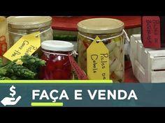Santa Receita | Minicurso de Picles: preparação dos vidros e picles de p...
