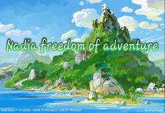 NADIA FREEDOM OF ADVENTURE