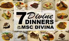 7 Divine Dinners: A MSC Divina Cruise Meals Evaluation & Picture Essay Best Insurance, Life Insurance, Food Reviews, Photo Essay, World Recipes, Budget Meals, Food Presentation, Street Food, Traveling By Yourself