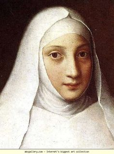 Sofonisba Anguissola. Portrait of a Nun (Portrait of Elena Anguissola). Detail…