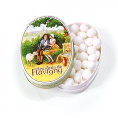 Bonbons anis de Flavigny