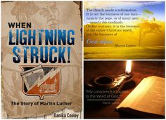 Homeschooling for His Glory: When Lightning Struck - A Book review