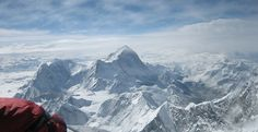 From the summit 5 - Mt. Everest Photos