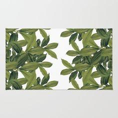 green, tropical, jungle, leaves...