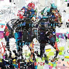 Derek Gores, Fierce Creatures, 2013 / 2013 © at.lumas.com/ #Lumas