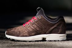 "adidas ZX Flux NPS ""Brown"""