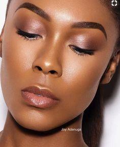 Ebony Loyal Makeup
