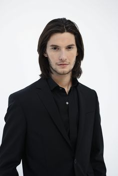 Ben Barnes....I'm a sucker for a man with long hair