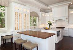 Classic White Kitchen White Kitchen White Kitchen