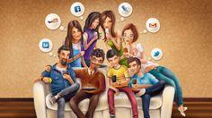 Responda rápido: quantas redes sociais você utiliza para divulgar sua marca/empresa? Dependendo da sua resposta, podemos afirmar que você está perdendo a oportunidade de ser visto e de conquistar novos clientes! Segundo uma pesquisa da comScore o brasileiro é campeão no consumo de social media, chegando a passar mais de 9h por mês conectado nas plataformas sociais. #BlogdoNeozinho