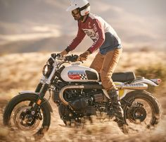At the request of BMW Motorrad, Spanish customizer Fuel Motorcycles have worked their magic on the popular BMW R nineT Urban G/S. Named Coyote, the beastly ride was lightened up and stripped down, and transformed into a modern dual sport bike with Womens Motorcycle Helmets, Bobber Motorcycle, Motorcycle Girls, Motorcycle Quotes, Concept Motorcycles, Triumph Motorcycles, Indian Motorcycles, Vintage Motorcycles, Custom Motorcycles