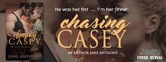 COVER REVEAL: Chasing Casey by Jane Anthony