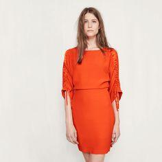 #Maje ROAN dress.