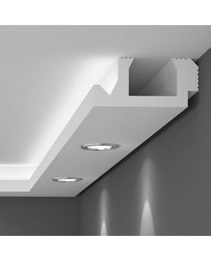 Bandeja de poliestireno para iluminación indirecta. Disponible en nuestra tienda online. La solución definitiva para no hacer obras. Instalación limpia y rápida, resultado impecable, 100% recomendado.