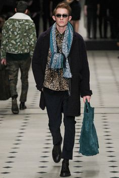 Burberry Prorsum Fall 2015 Menswear - Collection - Gallery - Style.com