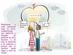 Yunis y Leo van de paseo | Blog de BabyCenter