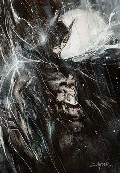 Batman by Stuart Sayger