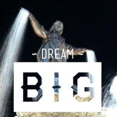 Dream BIG, Cincinnati!  From SmallBizCincy.com