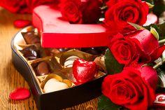 рози и шоколад - Поиск в Google