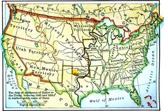 September 9, 1850 was a day of big changes in the southwest. The Territory of Utah was established by the US Congress through the 1850 Organic Act (9 Stat. 453). Utah Territory then included most of what now is Nevada. On the same day, US Congress established the Territory of New Mexico, which included what is now the southern tip of Nevada, including the Las Vegas and Moapa valleys. Also on September 9, 1850, California was added as the 31st State. This map shows the southwest in late 1850.