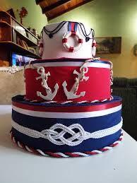 Resultado de imagem para bolo cenografico marinheiro