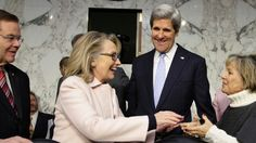 Kerry confirmed by Senate colleagues as secretary of state  Kerry replaces exiting Secretary of State Hillary Clinton    Author: By CNN Political Unit  Published On: Jan 29 2013 09:29:58 AM CST  Updated On: Jan 29 2013 09:40:33 PM CST