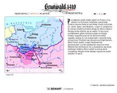 Redakcja i opracowanie scenariusza animacji  komputerowej Grunwald 1410. Autor: Andrzej Talaga, animacje: Dawid Bujalski, wydawnictwo Demart (www.demart.com.pl/)