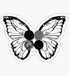 Tribal Tattoos, Kpop Tattoos, Army Tattoos, Tatoos, Tattoos Skull, Angle Wing Tattoos, Wing Tattoo Men, Wing Tattoo Designs, Broken Wings Tattoo