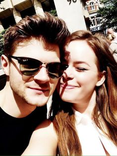 Zalfie- you are beautiful Jim And Tanya, You Are Beautiful, Beautiful People, Saccone Jolys, Jim Chapman, Tanya Burr, Cherish Every Moment, Life Is A Gift, Tyler Oakley