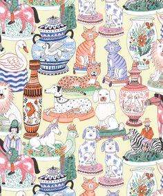 Funky Wallpaper, Office Wallpaper, Cute Cat Wallpaper, Graphic Wallpaper, Wallpaper Samples, Wallpaper Roll, Bathroom Wallpaper, Bathroom Mural, Hall Bathroom