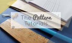 the pattern tutorials - main image