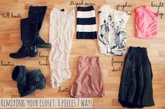 remixing your closet