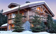 Hitting the slopes in Courchevel, France - Chalet Blanchot