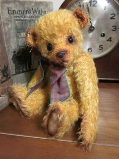 Mr Ted by By Louisa Shaw - Butterfly Bears
