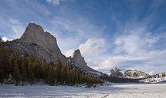 Mathes Crest, Tuolumne Meadows, Yosemite NP by william finley, via 500px