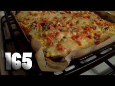 Pizza, reteta mea deosebita - YouTube