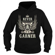 I Love GARNER GARNERYEAR GARNERBIRTHDAY GARNERHOODIE GARNERNAME GARNERHOODIES  TSHIRT FOR YOU Shirts & Tees