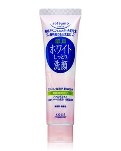 KOSE COSMEPORT softymo White Facial Washing Foam Moist 150g * Click on the image for additional details.
