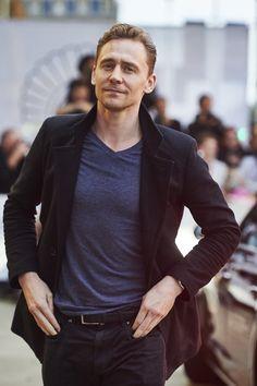 Tom Hiddleston #HighRise #63SSIFF Via Torrilla