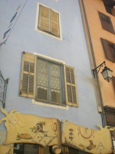 My pics - mijn foto's-Huis, Frankrijk, Embrun