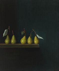 Malcolm Rains -     Five Pears, September;     2011